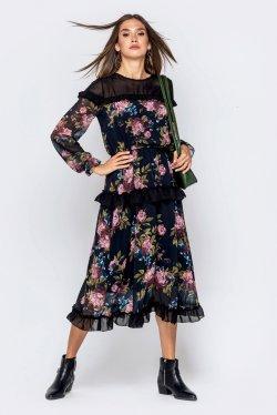 Платье 43322